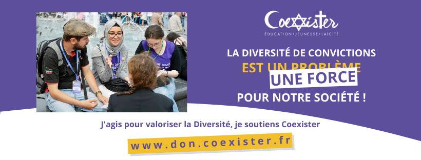 Coexister – Tours
