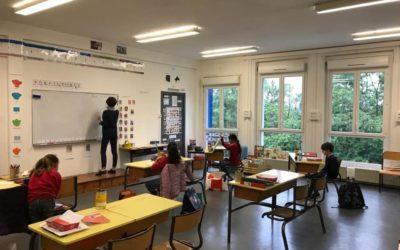 Un retour progressif et organisé sur les bancs des écoles Espérance Banlieues