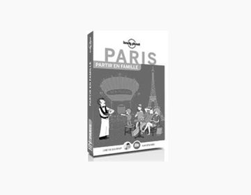 Lonely planet, auteure du guide Partir en famille à Paris