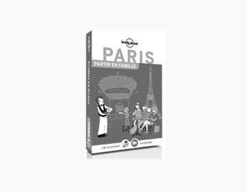 Lonely planet, auteure du guide Partir en famille à Paris