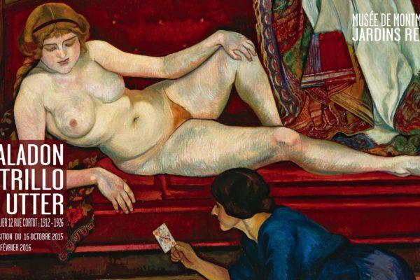Exposition Valadon, Utrillo et Utter à l'Atelier