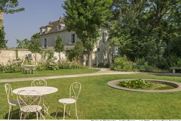 Jardin Musée de Montmartre 75018 Paris