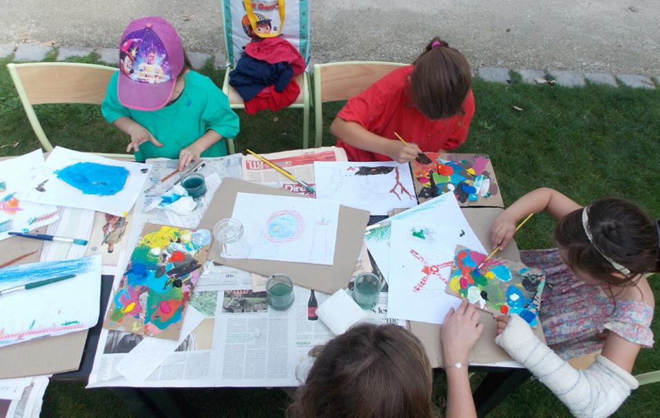 Ateliers au Musée de Montmartre 75018