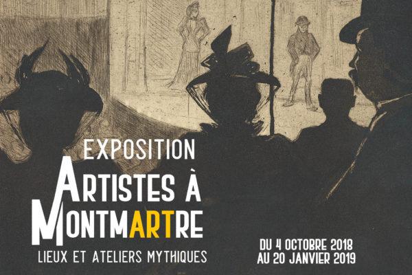 expo Artiste a montmartre