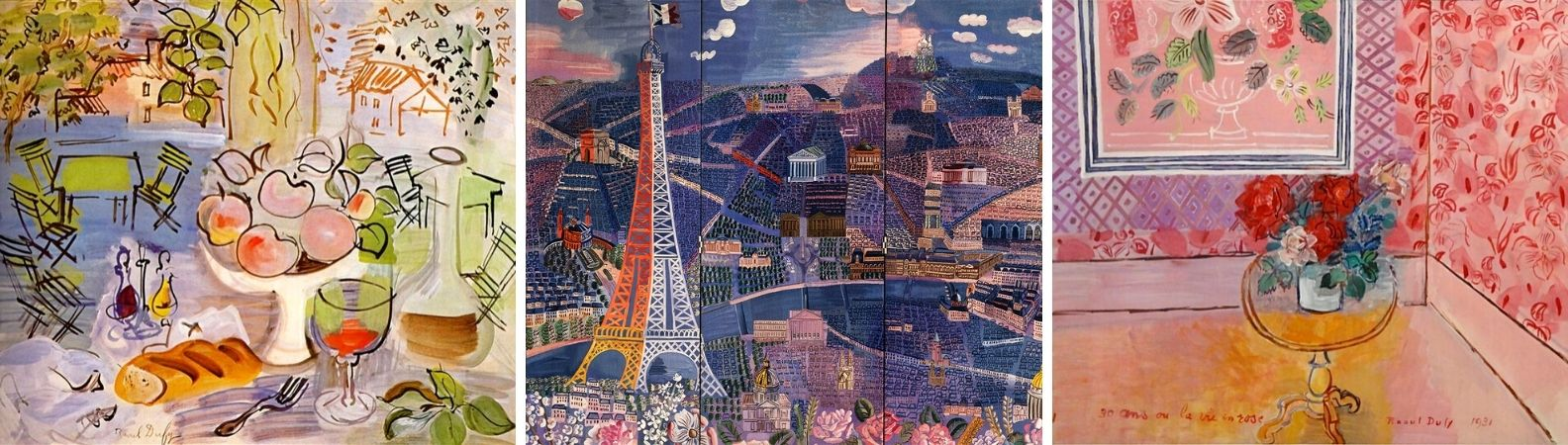 Musée de Montmartre Dufy