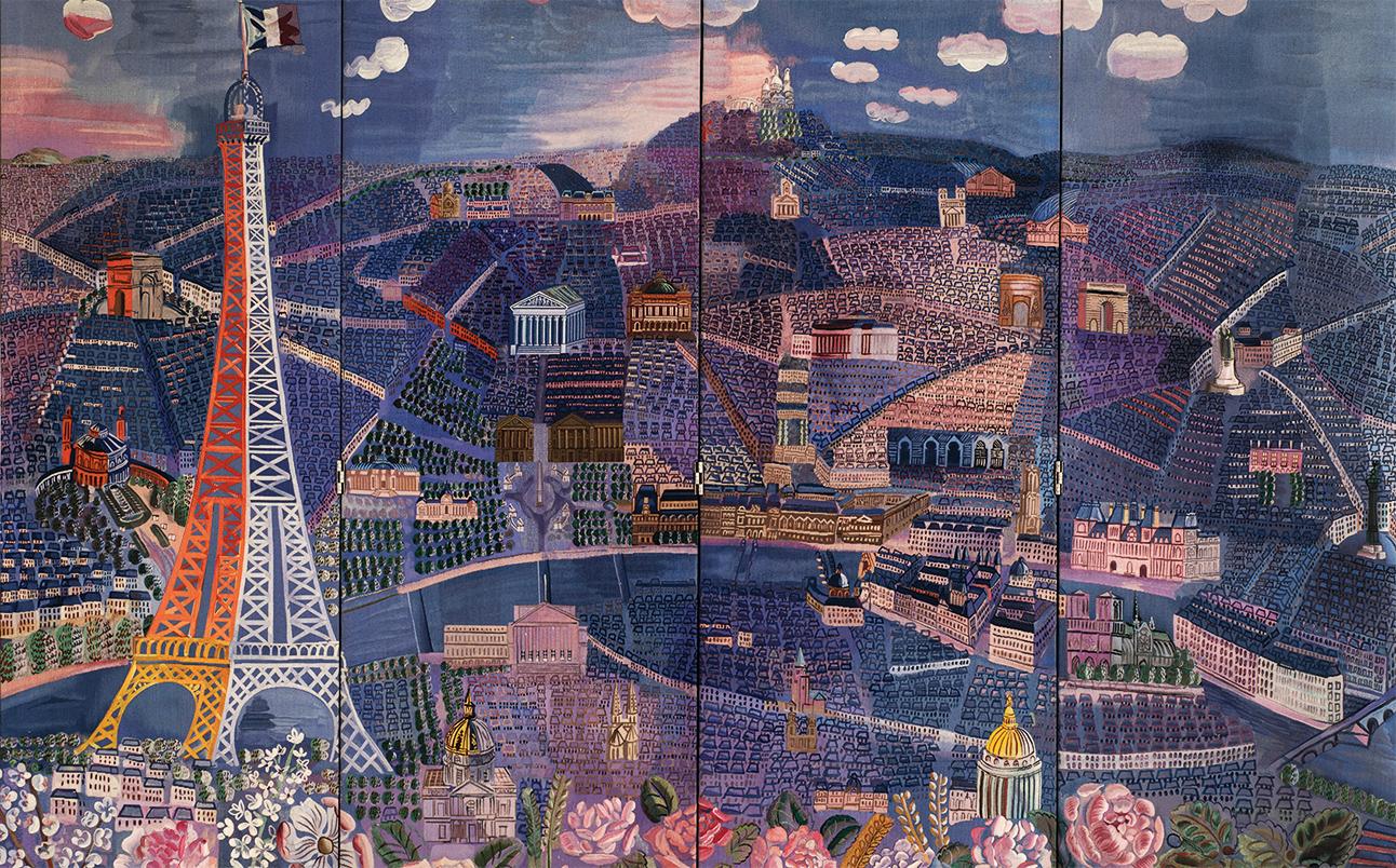 Raoul Dufy Paris