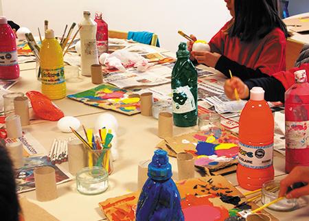 Atelier enfants Musée de Montmartre